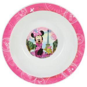 BOL Fun House Disney Minnie bol micro-ondable pour enf