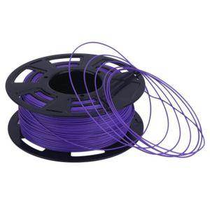 FIL POUR IMPRIMANTE 3D Filament PLA 1.75mm 1kg d'imprimante d'impression