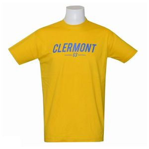 MAILLOT DE RUGBY Tee Shirt Rugby Clermont enfant