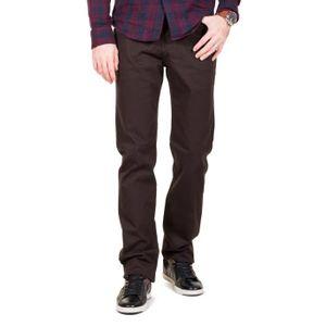 VETEMENT BAS Pantalon LEE COOPER LC118ZP Dark brown