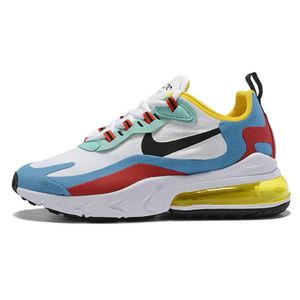 BASKET Nike Baskets Air Max 270 React Chaussures de Cours