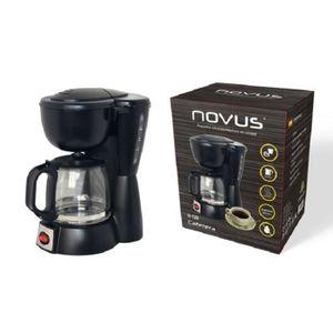 CAFETIÈRE Cafetière électrique 4-6 tasses NOVUS N-128