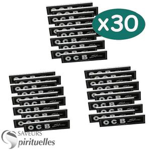 Filtres en carton Largeur 18MM JASS TIPS Lot de 50 Carnets
