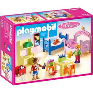 UNIVERS MINIATURE PLAYMOBIL 5306 - La Maison Traditionnelle - Chambr