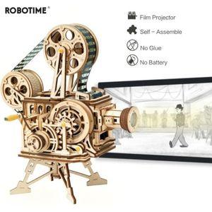 ASSEMBLAGE CONSTRUCTION ROBOTIME Vitascope DIY Modèle Kits de Construction
