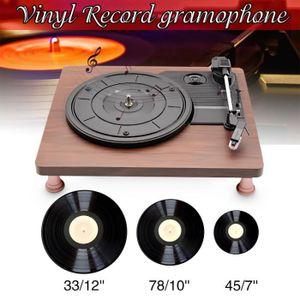 PLATINE VINYLE TEMPSA Platine Vinyle Vintage Retro Tourne Disque