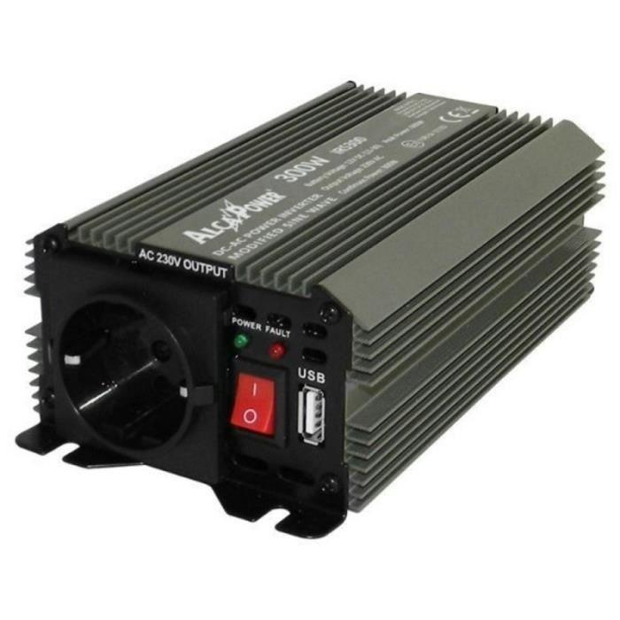 Convertisseur 12-220V 300W Black.
