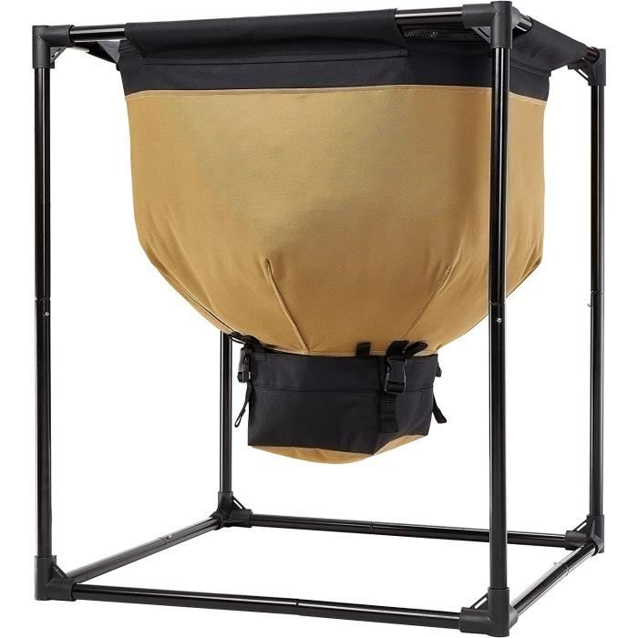WORMSYSTEMS Urban Worm Bag - Composteur à vers de Terre pour Le compostage de déchets organiques et la Production de lombricompo76