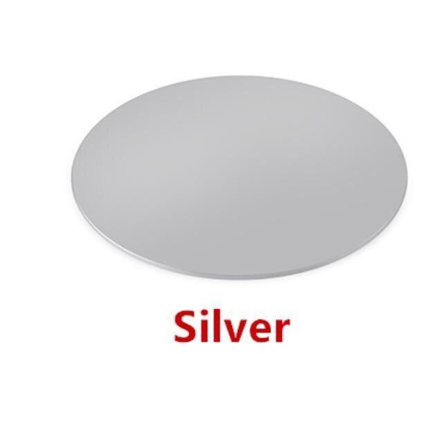 Support tablette,Support pour iMac moniteur en aluminium Support pivotant ordinateur de bureau Dock Support d'écran - Type silver