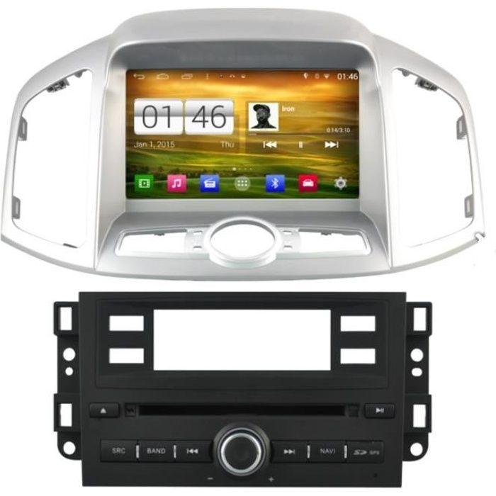 Autoradio Android GPS Chevrolet Captiva depuis 2011