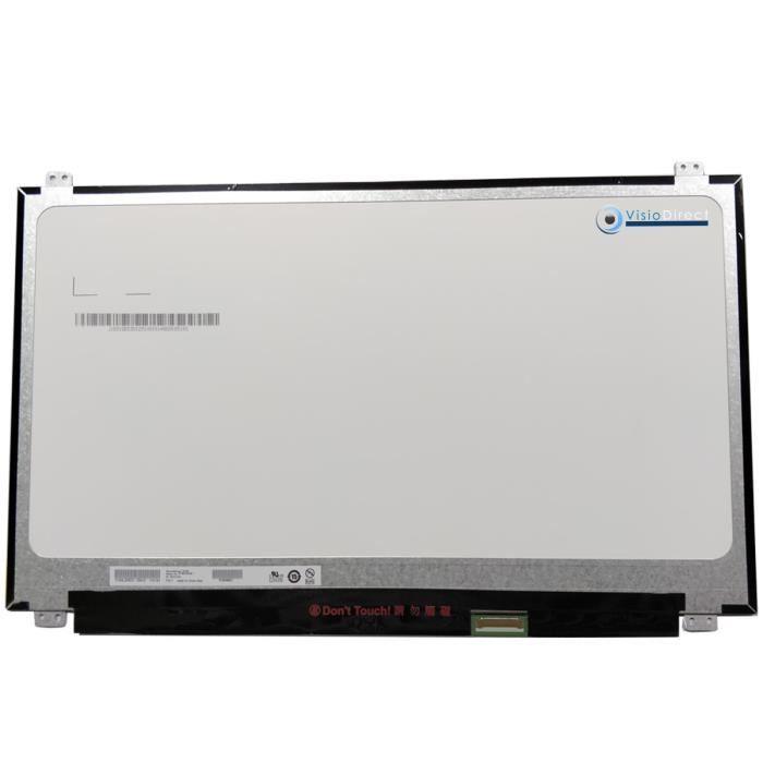 Dalle ecran 15.6- LED type LP156WFC(SP)(P1) 1920x1080 30 pin 350mm avec fixation