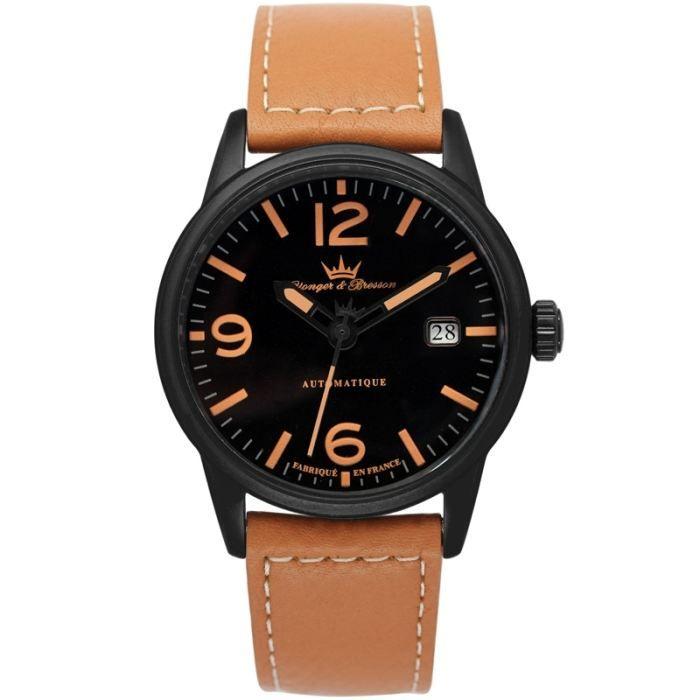 Une montre LIP Classic en cuir offerte + cheche à 4.80€sur