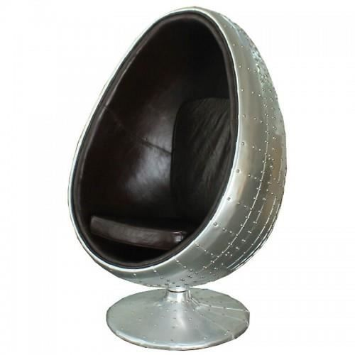 fauteuil oeuf egg aviator achat vente fauteuil cdiscount. Black Bedroom Furniture Sets. Home Design Ideas