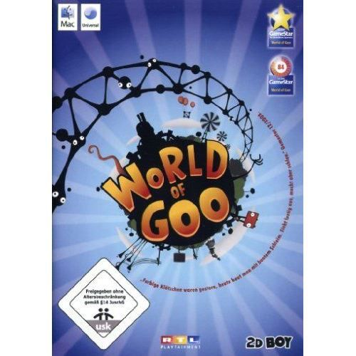 JEU PC World of Goo [import allemand]