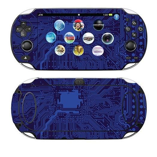 skin stickers pour sony ps vita sticker carte. Black Bedroom Furniture Sets. Home Design Ideas