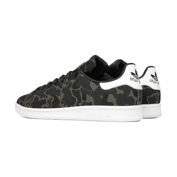 ADIDAS ORIGINALS Baskets Stan Smith Chaussures Homme Vert ...