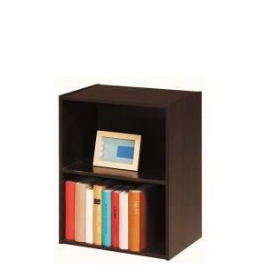 meuble 2 cases wenge achat vente boite de rangement. Black Bedroom Furniture Sets. Home Design Ideas