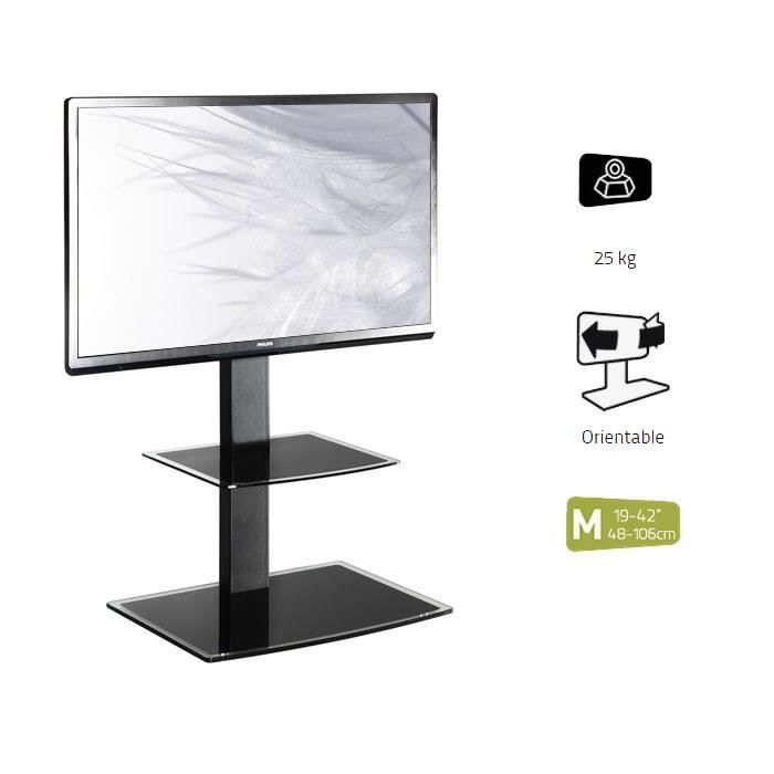 Meuble support tv ikea - Support tele d angle ...