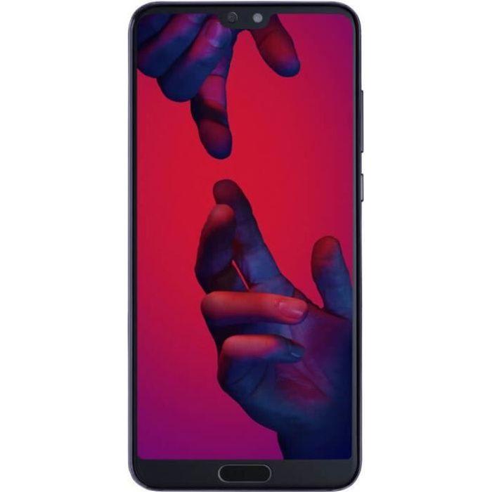 SMARTPHONE Huawei P20 Pro - 128Go, 6Go RAM - Twilight - Tout