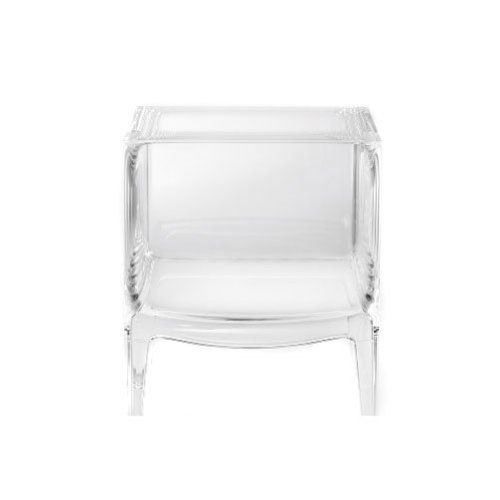 Kartell 3220b4 table de nuit small ghost buster achat - Table de chevet kartell ...