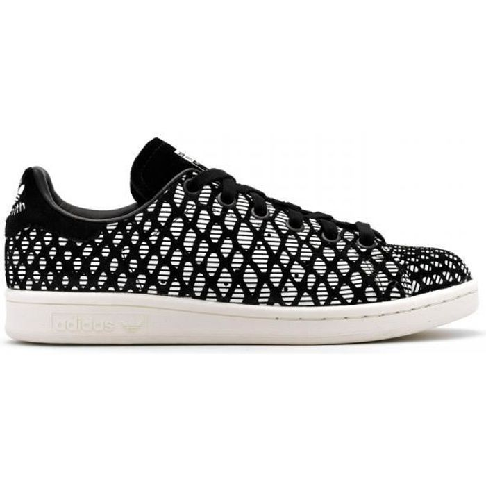 BASKET Baskets adidas Originals Stan Smith W Leather - BZ