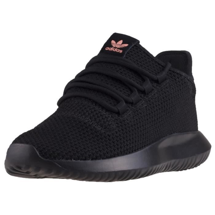 Adidas Tubular Shadow Femmes Baskets Noir 7 UK Noir