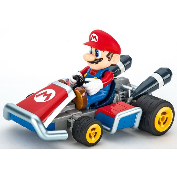 nintendo mario voiture kart t l command 2 4ghz achat vente voiture camion cdiscount. Black Bedroom Furniture Sets. Home Design Ideas