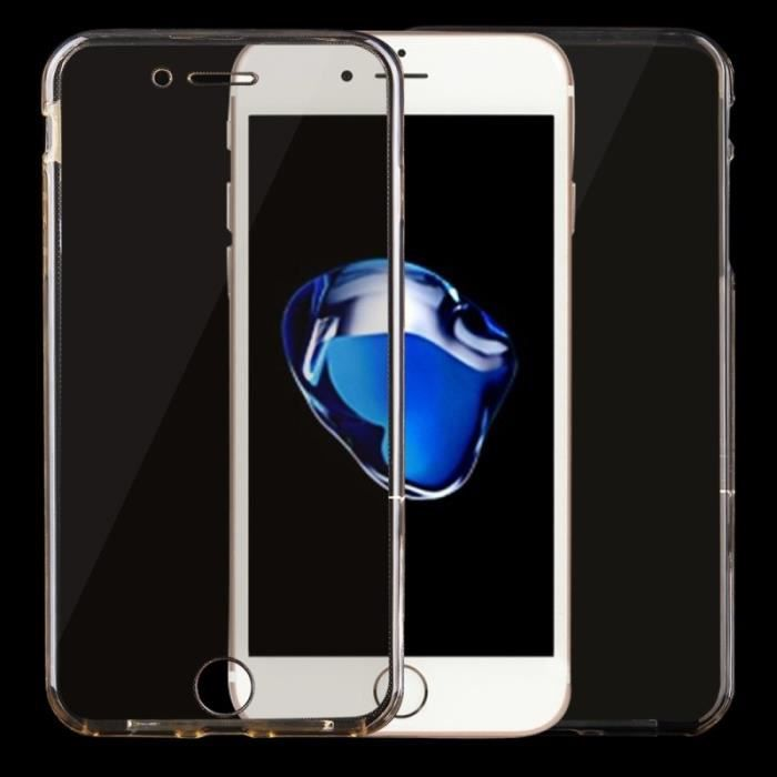 coque souple iphone 8 plus 7 et 0 75mm double face