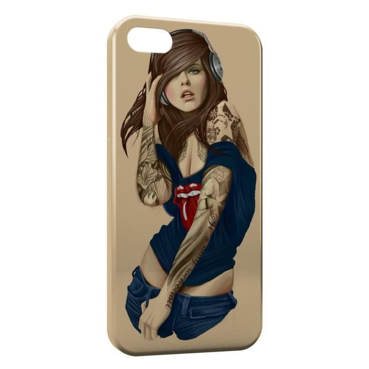 coque iphone 7 fille sexy