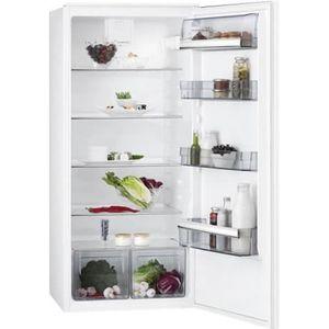 RÉFRIGÉRATEUR CLASSIQUE AEG SKB51221DS Réfrigérateur intégrable niche larg