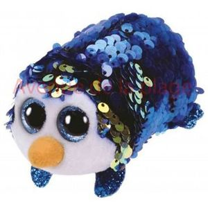 PELUCHE Peluche Teeny Ty flippables sequins Payton le ping