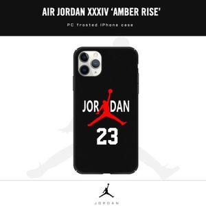 coque iphone 6 plus 6s plus jordan 23 black coque