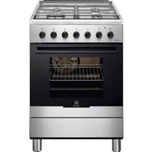CUISINIÈRE - PIANO Electrolux RKK61380OX cuisinière à gaz avec finiti