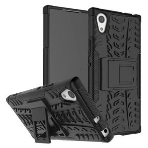 Coque Xperia XA1 Coque 360 Degres Protection Integral Anti Choc Buyus Coque Gel Sony Xperia XA1 5 Pouces Etui Extra Mince Transparent Invisible pour Sony Xperia XA1