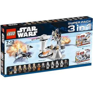 ASSEMBLAGE CONSTRUCTION Lego Super pack