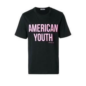 T-SHIRT Tee Shirt à Message J30j306893  -  Calvin Klein