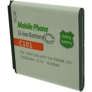 Batterie téléphone Batterie OTech pour SAM C101 / GALAXY S4 ZOOM SMC1