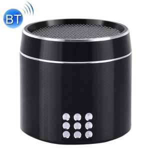 ENCEINTE NOMADE Mini enceinte Bluetooth noir pour iPhone, Samsung,