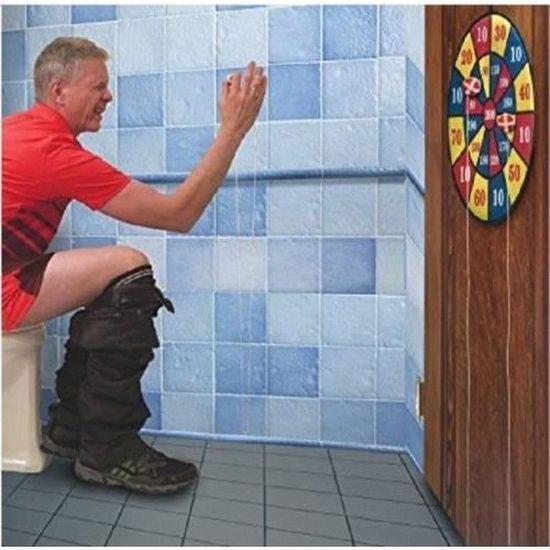 Bathtime Cible Flechettes Jeu Amusant Nouveauté Jouets toilette jeu