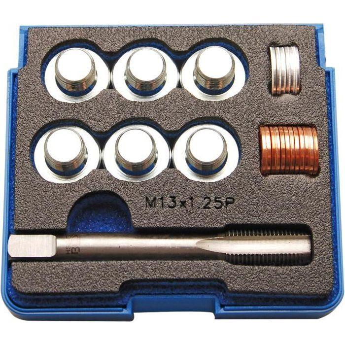 KIT DE REPARATION DES BOUCHONS DE VIDANGE DE 12X125 mm
