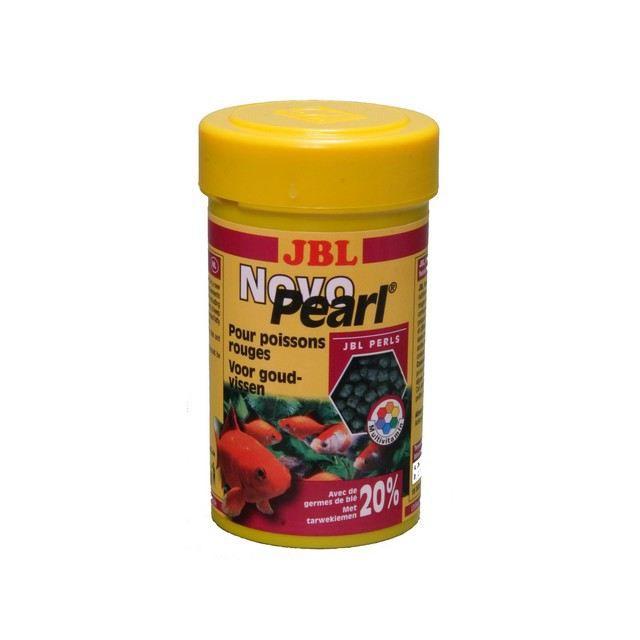 JBL Nourriture en perles Novopearl - Pour poisson rouge - 250ml