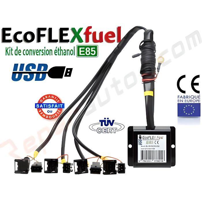 Kit éthanol USB 4 cylindres EcoFlexfuel (TOYOTA)