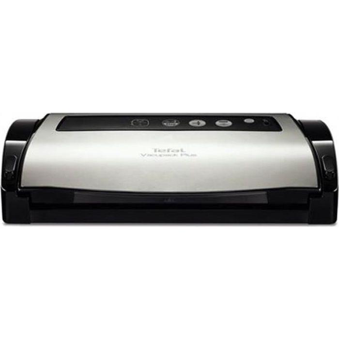 Tefal Machine Sous Vide Vacupack Plus Inox 130W VT256070