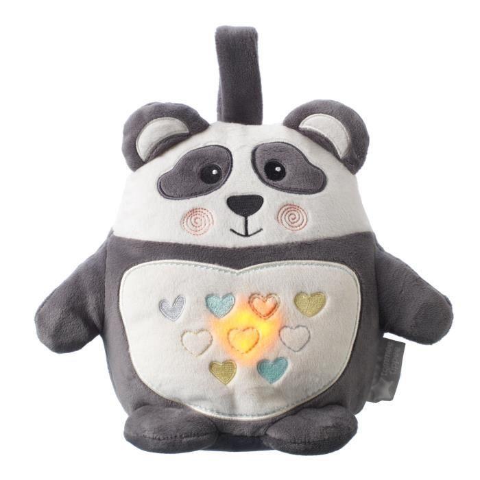 THE GRO COMPANY Peluche aide au sommeil Grofriend rechargeable - Pippo le Panda