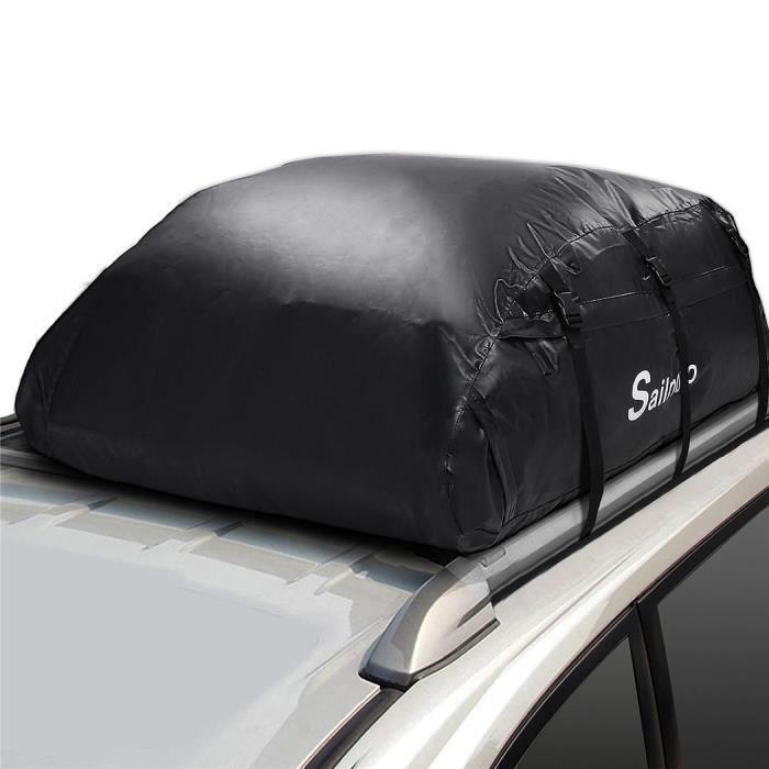 COFFRE DE TOIT Sac de toit / Coffre de toit voiture pour voyage i