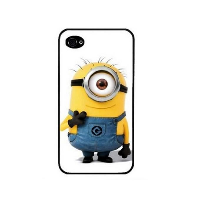 Coque Iphone C Minion