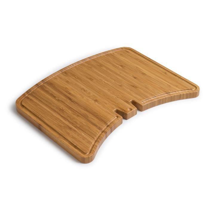ACCESSOIRES Tablette en bambou Höfats pour barbecue CONE