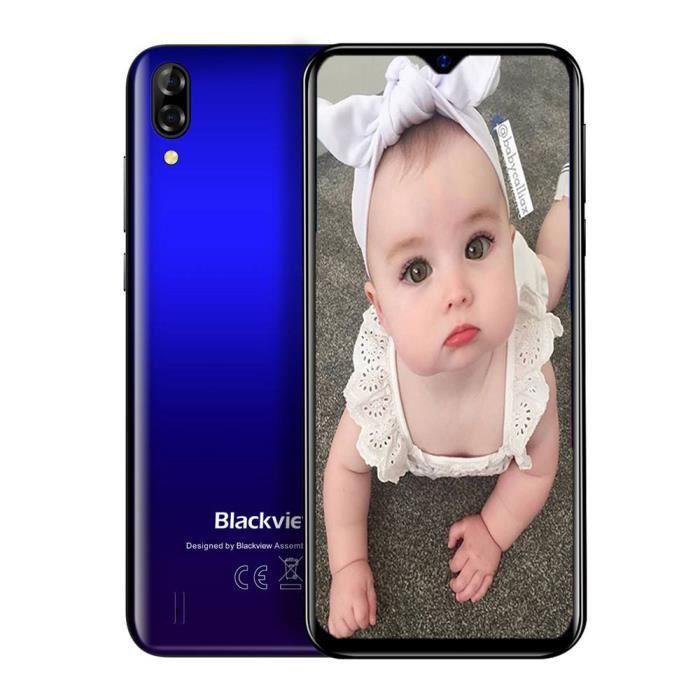 SMARTPHONE Blackview A60 Pro,(2019) Télephone Portable débloq