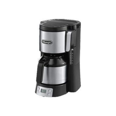 CAFETIÈRE DELONGHI ICM15750 Cafetière filtre programmable av