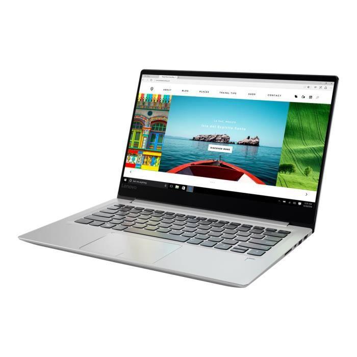 ORDINATEUR PORTABLE Lenovo 720S-14IKB 80XC Core i5 7200U - 2.5 GHz Win